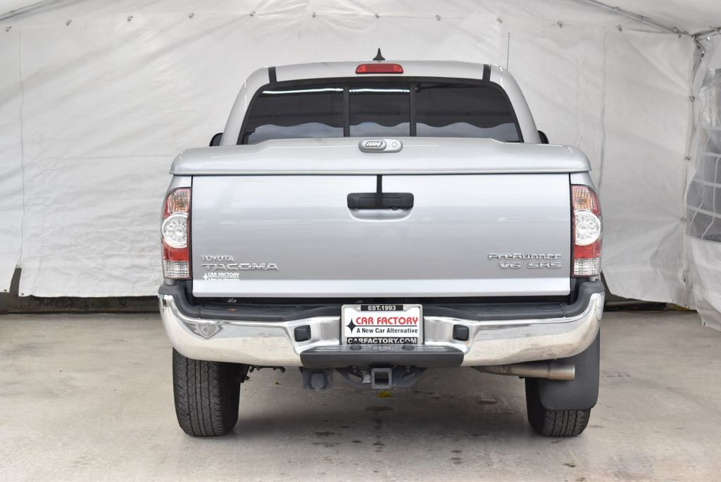 2015 Toyota Tacoma 2WD Double Cab V6 AT PreRunner - 18387276 - 5
