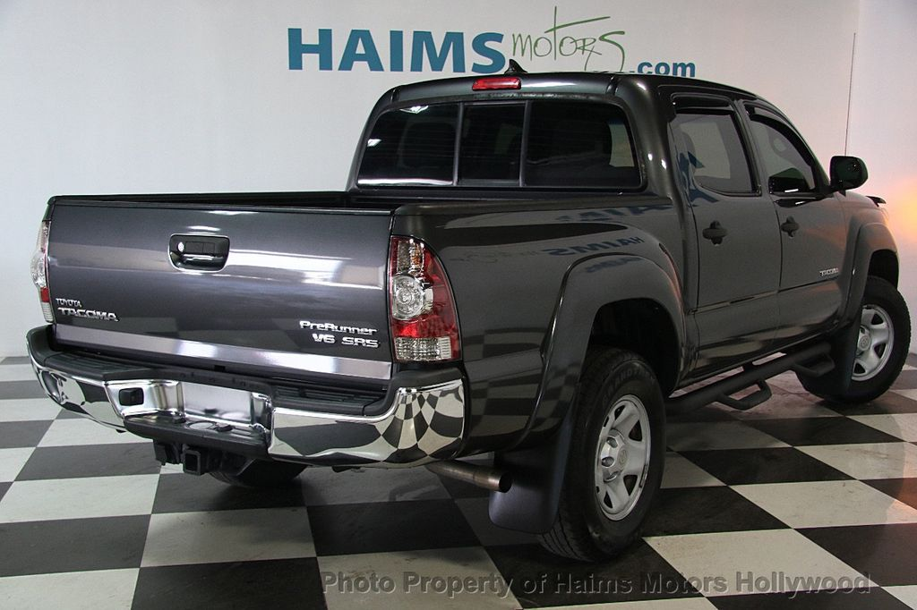 2015 Toyota Tacoma 2WD Double Cab V6 AT PreRunner - 17149349 - 6