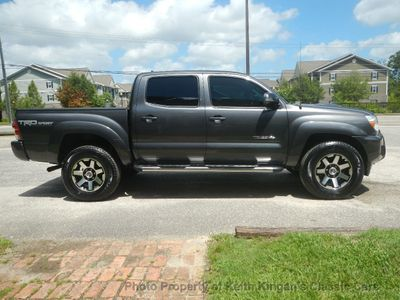 2015 Toyota Tacoma 2WD Double Cab V6 AT PreRunner - Click to see full-size photo viewer