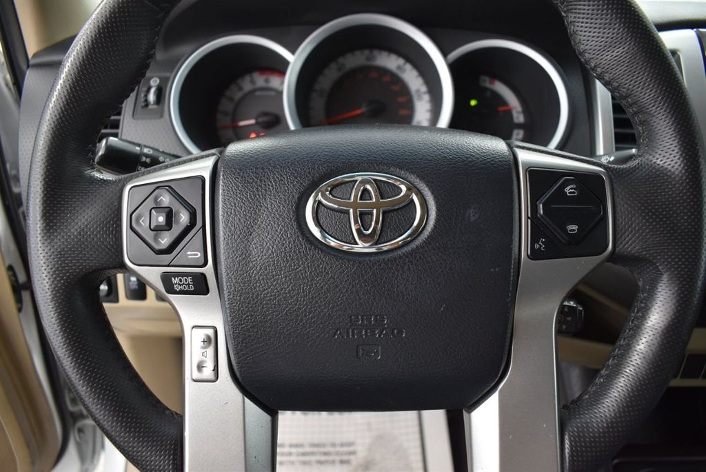 2015 Toyota Tacoma 2WD Double Cab V6 AT PreRunner - 18571143 - 19