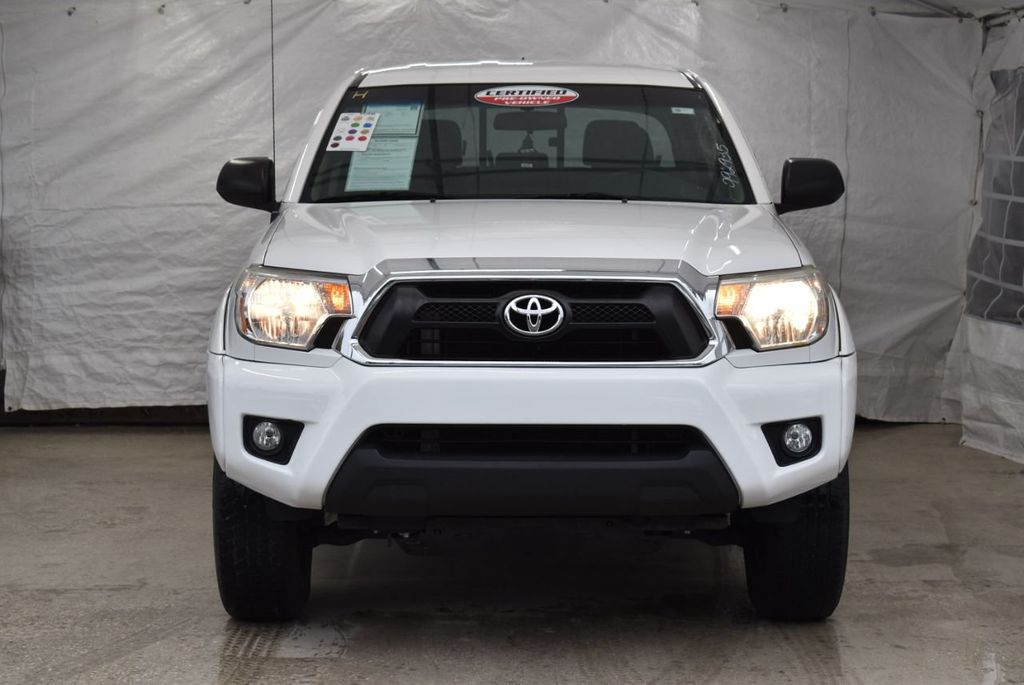 2015 Toyota Tacoma 2WD Double Cab V6 AT PreRunner - 18571143 - 2
