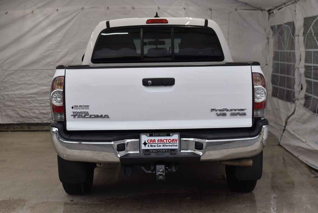 2015 Toyota Tacoma 2WD Double Cab V6 AT PreRunner - 18571143 - 5
