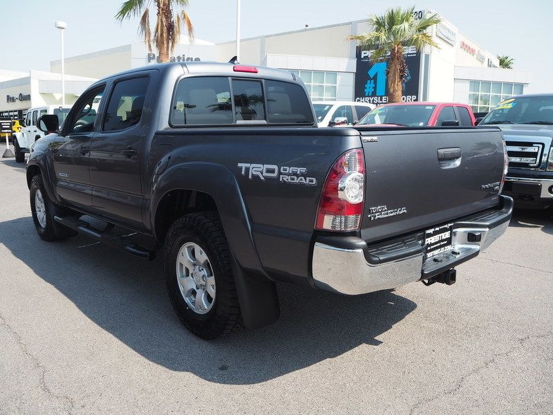 2015 Toyota Tacoma 2WD Double Cab V6 AT PreRunner - 17937403 - 9