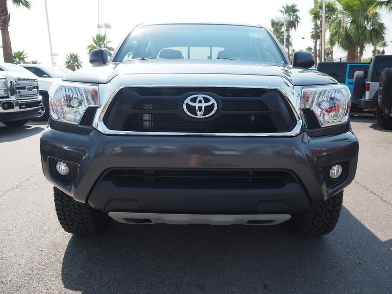 2015 Toyota Tacoma 2WD Double Cab V6 AT PreRunner - 17937403 - 1