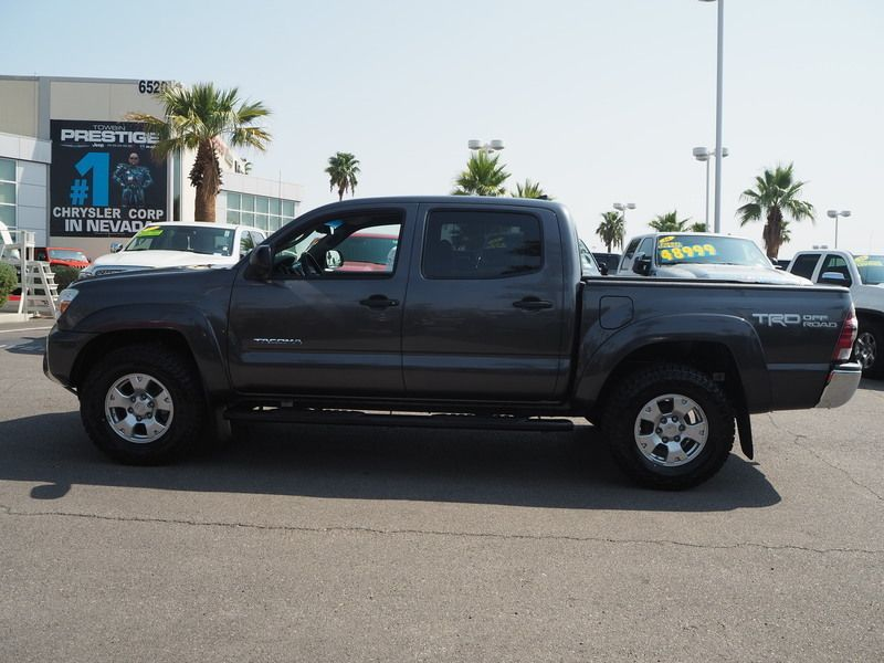 2015 Toyota Tacoma 2WD Double Cab V6 AT PreRunner - 17937403 - 3
