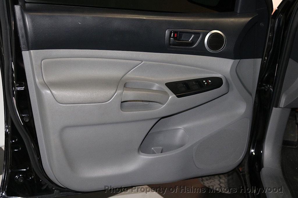 2015 Toyota Tacoma 4WD Double Cab V6 AT - 17441617 - 10