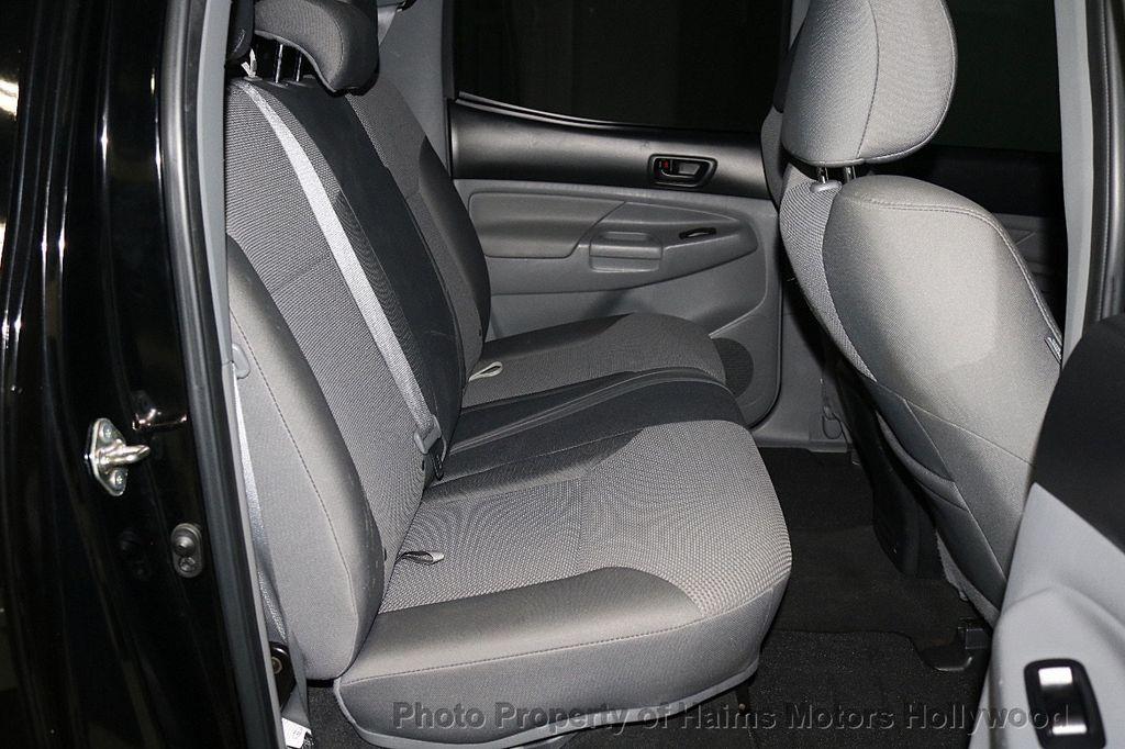 2015 Toyota Tacoma 4WD Double Cab V6 AT - 17441617 - 15