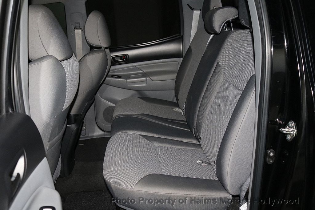 2015 Toyota Tacoma 4WD Double Cab V6 AT - 17441617 - 16