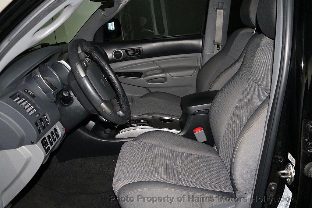 2015 Toyota Tacoma 4WD Double Cab V6 AT - 17441617 - 17