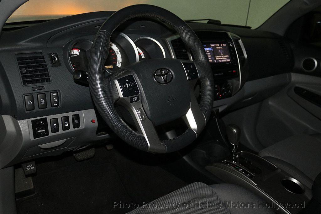 2015 Toyota Tacoma 4WD Double Cab V6 AT - 17441617 - 18
