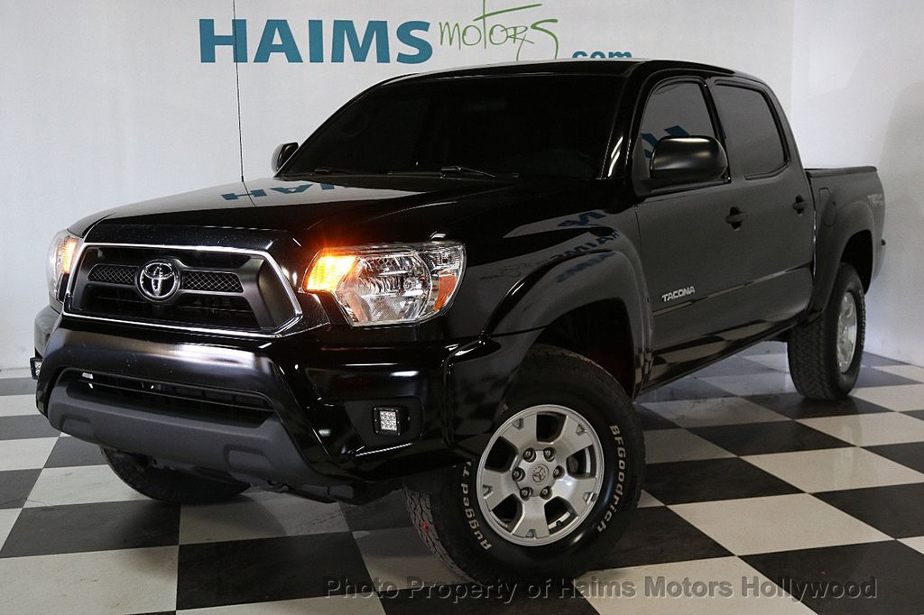 2015 Used Toyota Ta a 4WD Double Cab V6 AT at Haims Motors Ft