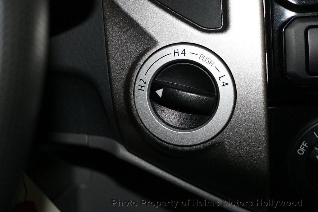 2015 Toyota Tacoma 4WD Double Cab V6 AT - 17441617 - 23