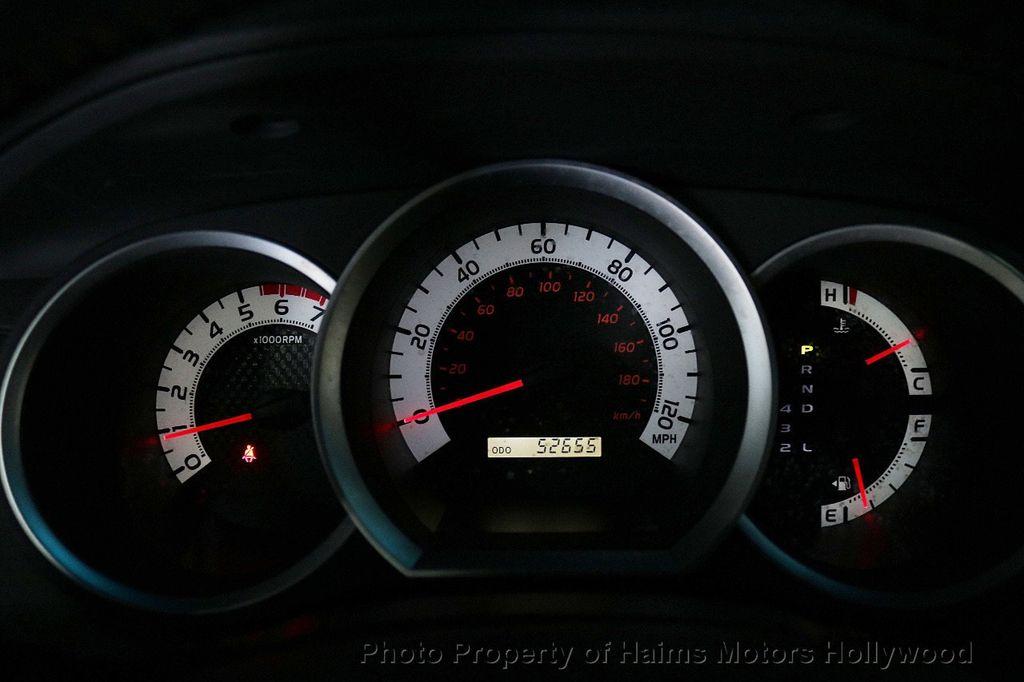 2015 Toyota Tacoma 4WD Double Cab V6 AT - 17441617 - 31