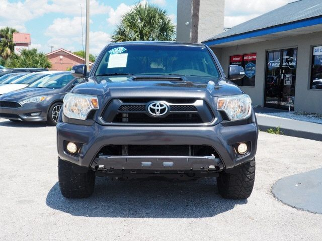 2015 Toyota Tacoma 4WD Double Cab V6 AT Truck Crew Cab Short Bed for Sale  Orlando, FL - $26,997 - Motorcar com