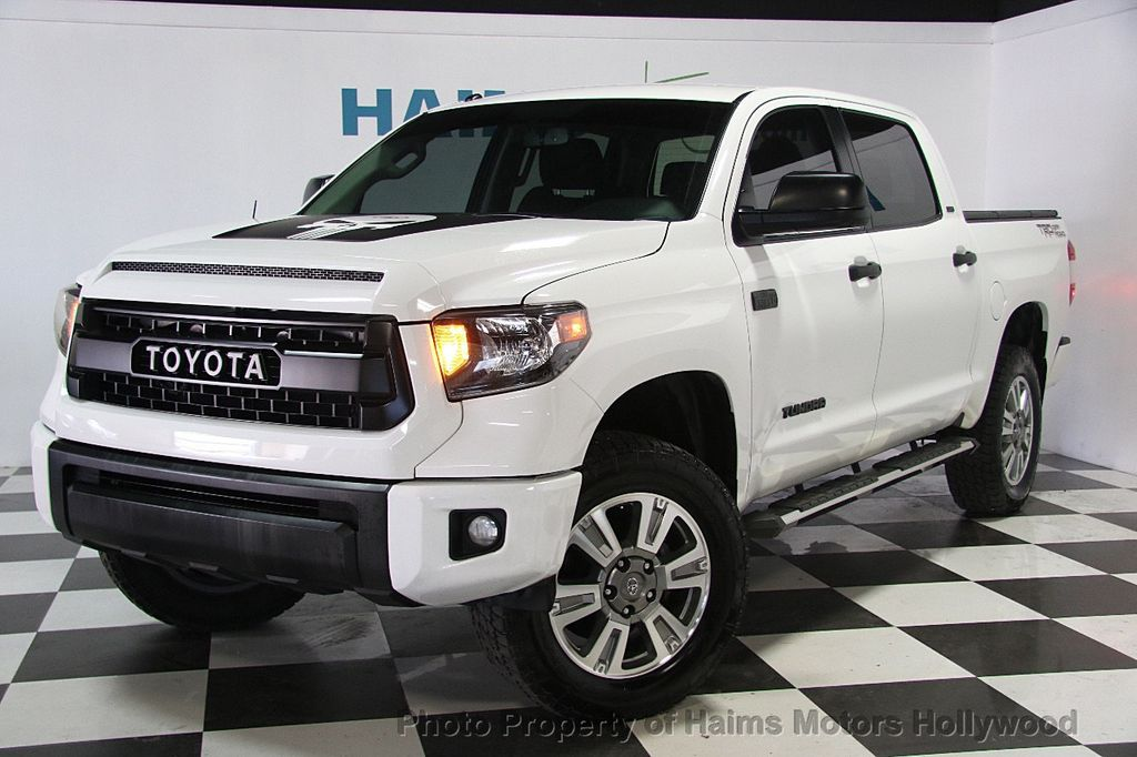 Toyota Dealership Fort Lauderdale >> 2015 Used Toyota Tundra 2WD CrewMax 5.7L V8 6-Spd AT SR5 at Haims Motors Serving Fort Lauderdale ...