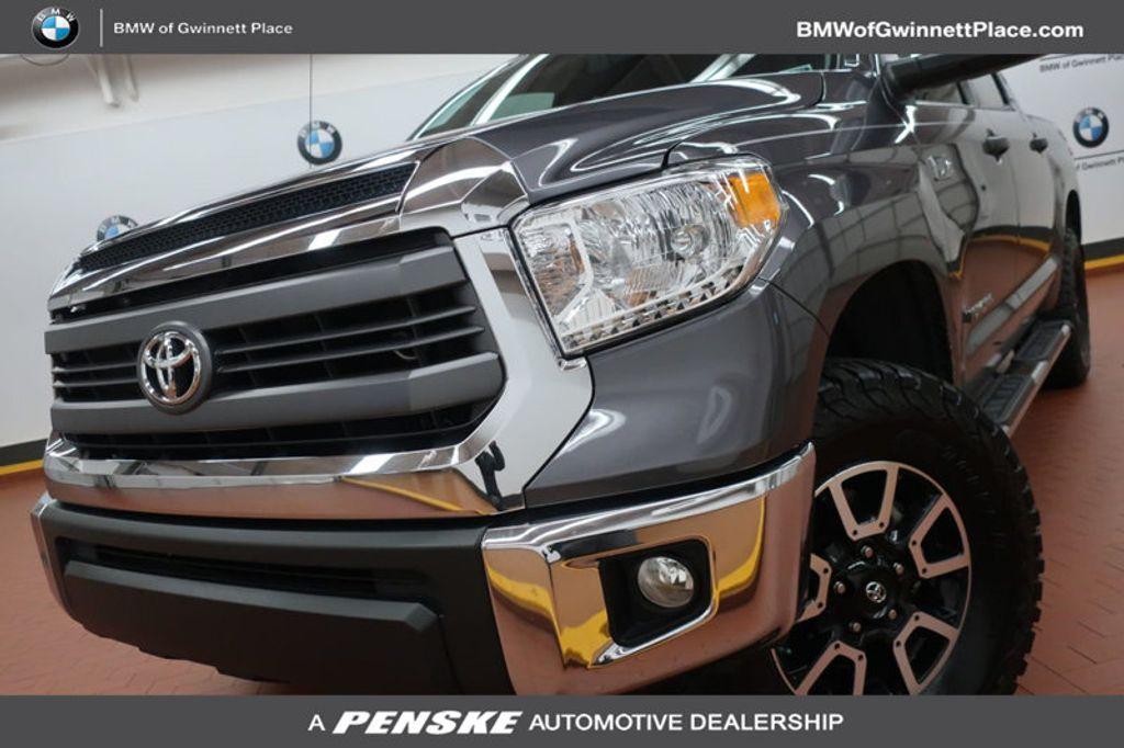 2015 Toyota Tundra 4WD TRUC CREW 4WD FFV V8 5. - 17082748 - 0