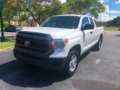 2015 Toyota Tundra Double Cab 4.6L V8 6-Spd AT SR (Natl) Truck
