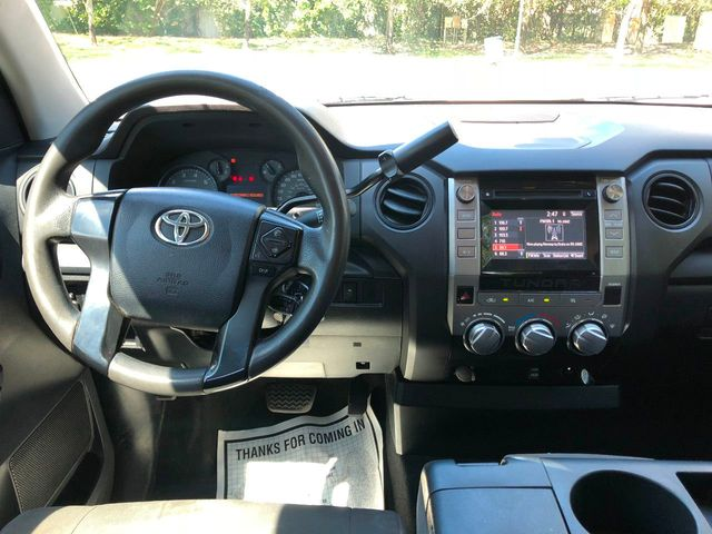 2015 Toyota Tundra Double Cab 4.6L V8 6-Spd AT SR (Natl) - Click to see full-size photo viewer