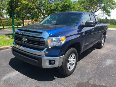 2015 Toyota Tundra Double Cab 5.7L FFV V8 6-Spd AT TRD Pro (Natl) Truck