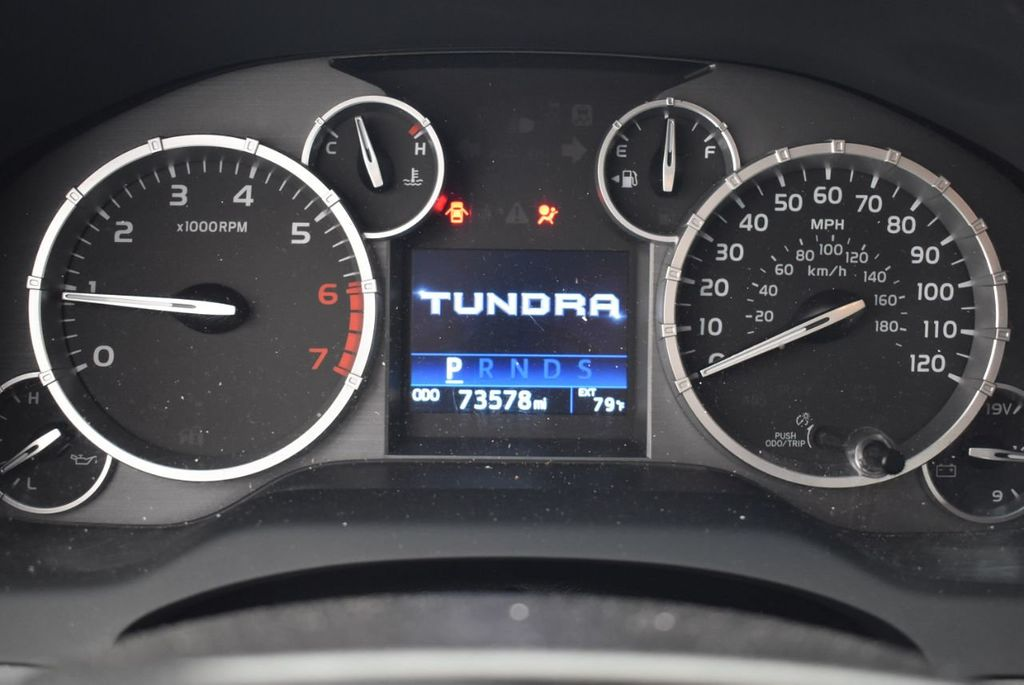 2015 Toyota Tundra Double Cab 5.7L V8 6-Spd AT SR5 (Natl) - 18194301 - 7