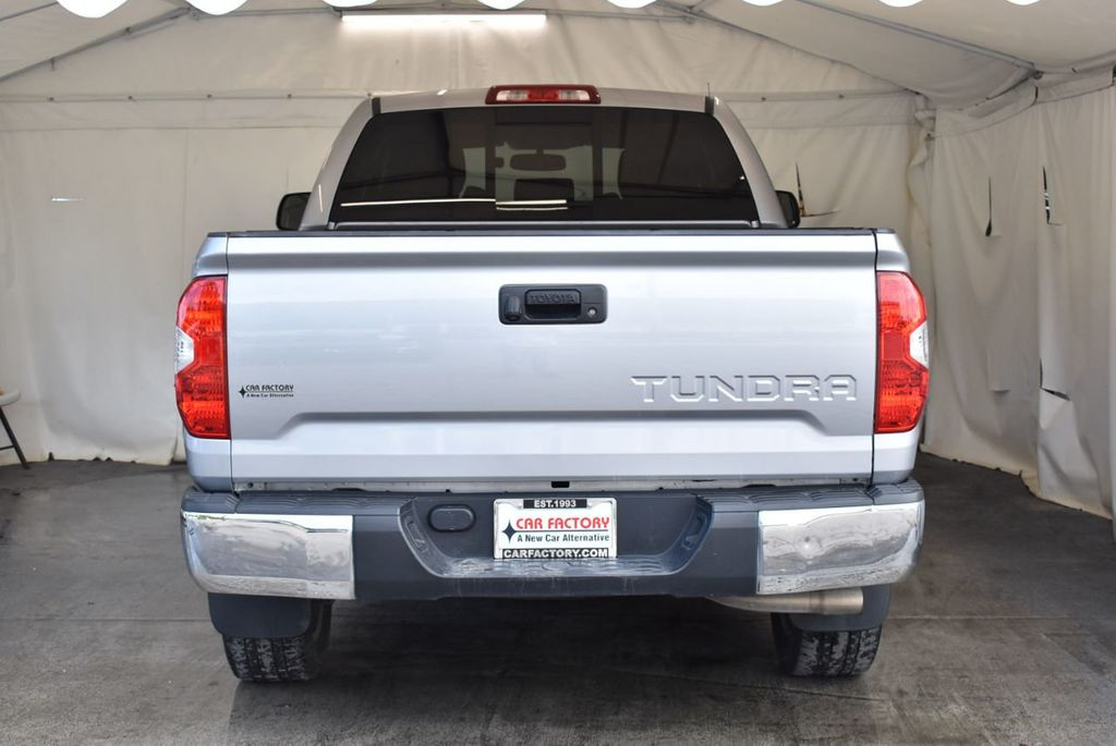 2015 Toyota Tundra TUNDRA DOUBLE CAB SR/SRS - 18185692 - 5