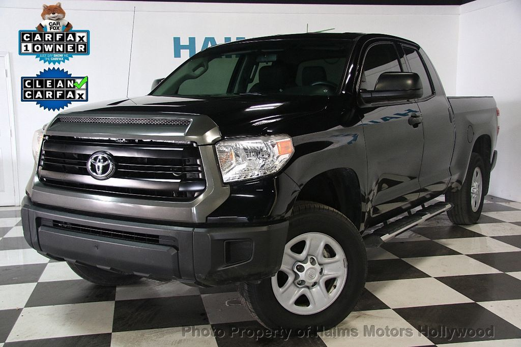 2015 used toyota tundra tundra double cab sr srs at haims motors ft lauderdale serving. Black Bedroom Furniture Sets. Home Design Ideas