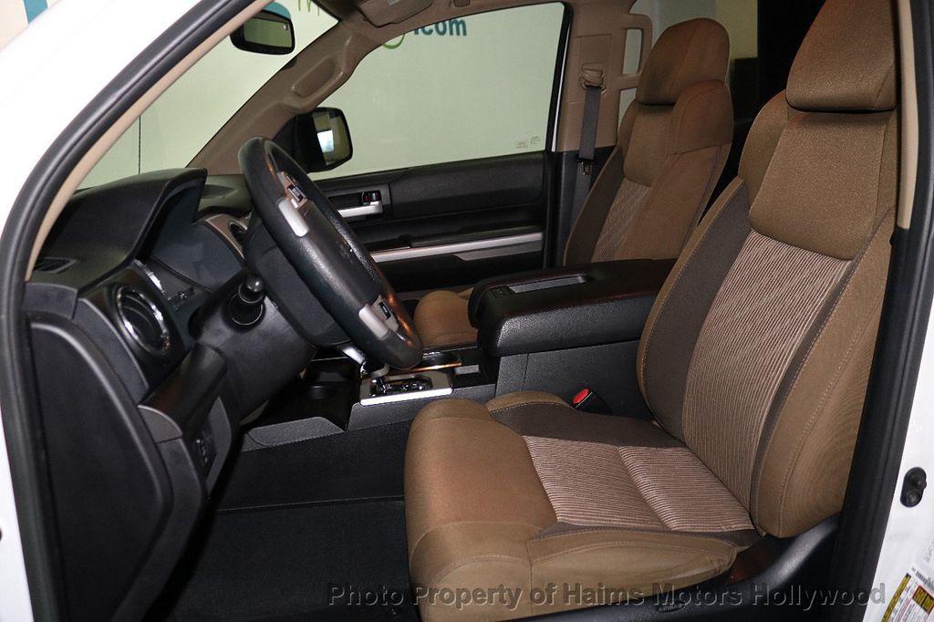2015 Toyota Tundra TUNDRA DOUBLE CAB SR/SRS - 18699685 - 16