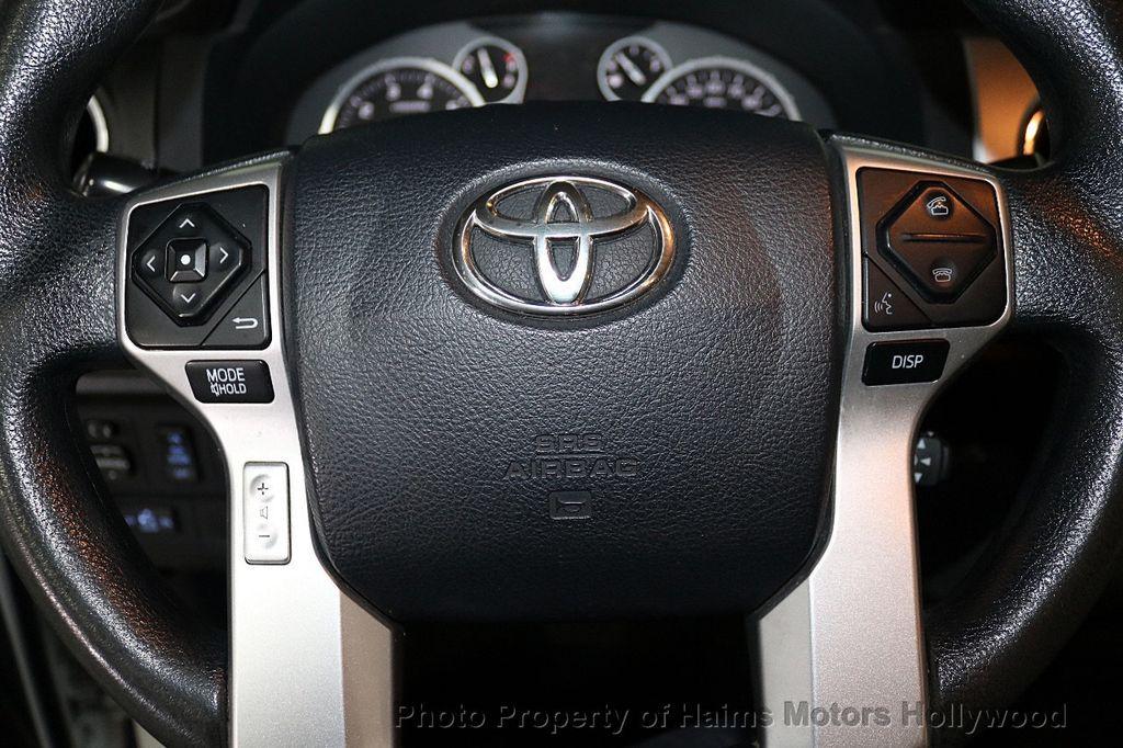 2015 Toyota Tundra TUNDRA DOUBLE CAB SR/SRS - 18699685 - 24