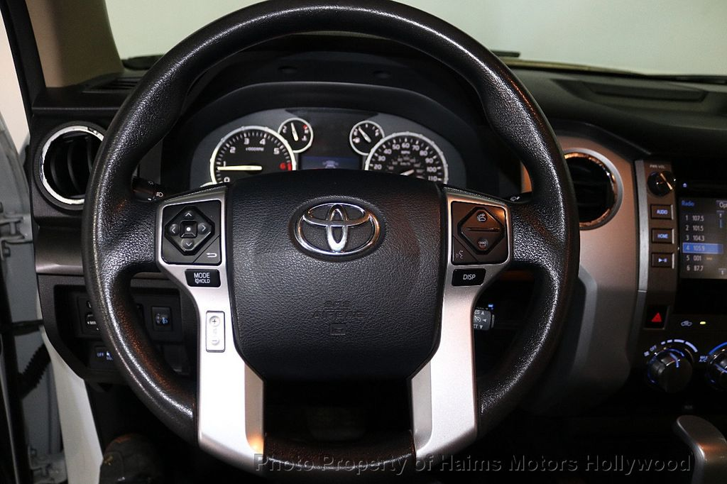 2015 Toyota Tundra TUNDRA DOUBLE CAB SR/SRS - 18699685 - 25