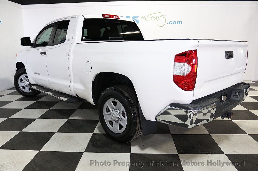 2015 Toyota Tundra TUNDRA DOUBLE CAB SR/SRS - 18699685 - 4