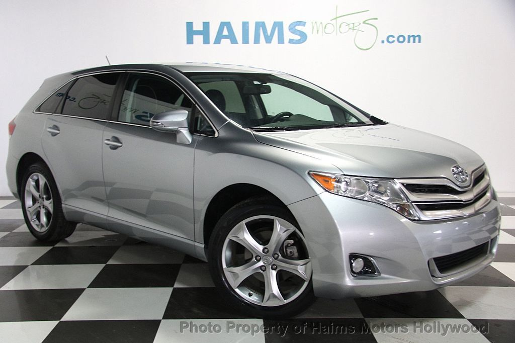 Toyota Dealer Miami >> 2015 Used Toyota Venza 4dr Wagon I4 AWD XLE at Haims ...