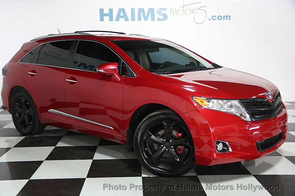 Value My Trade In >> 2015 Used Toyota Venza 4dr Wagon V6 AWD XLE at Haims ...