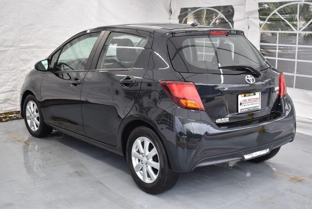 2015 Toyota Yaris 3dr Liftback Automatic L - 18336082 - 5