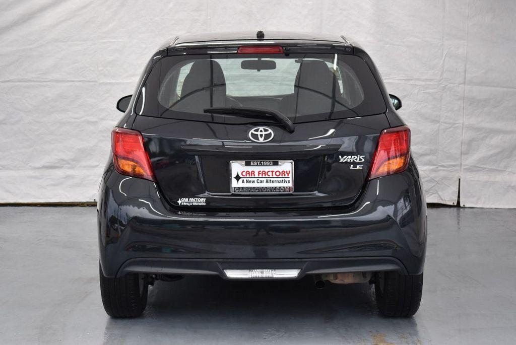 2015 Toyota Yaris 3dr Liftback Automatic L - 18336082 - 7