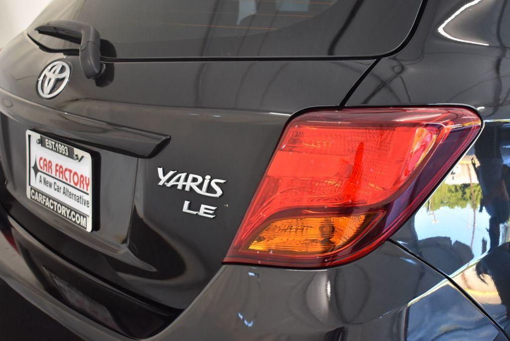 2015 Toyota Yaris 5dr Liftback Automatic LE - 18218718 - 1