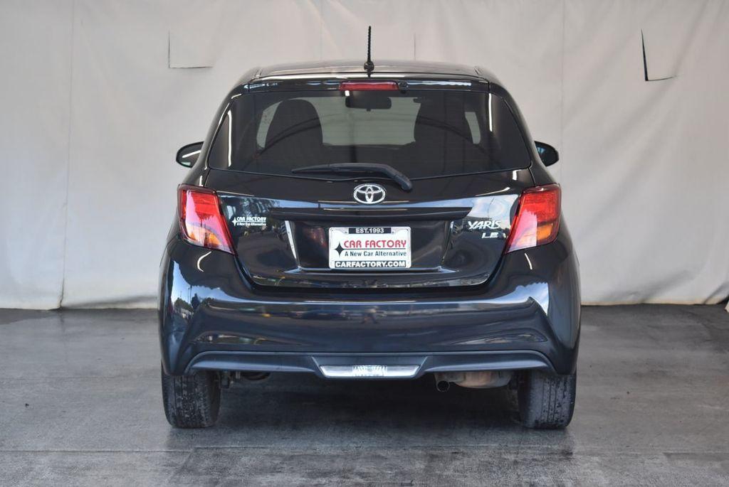 2015 Toyota Yaris 5dr Liftback Automatic LE - 18218718 - 7