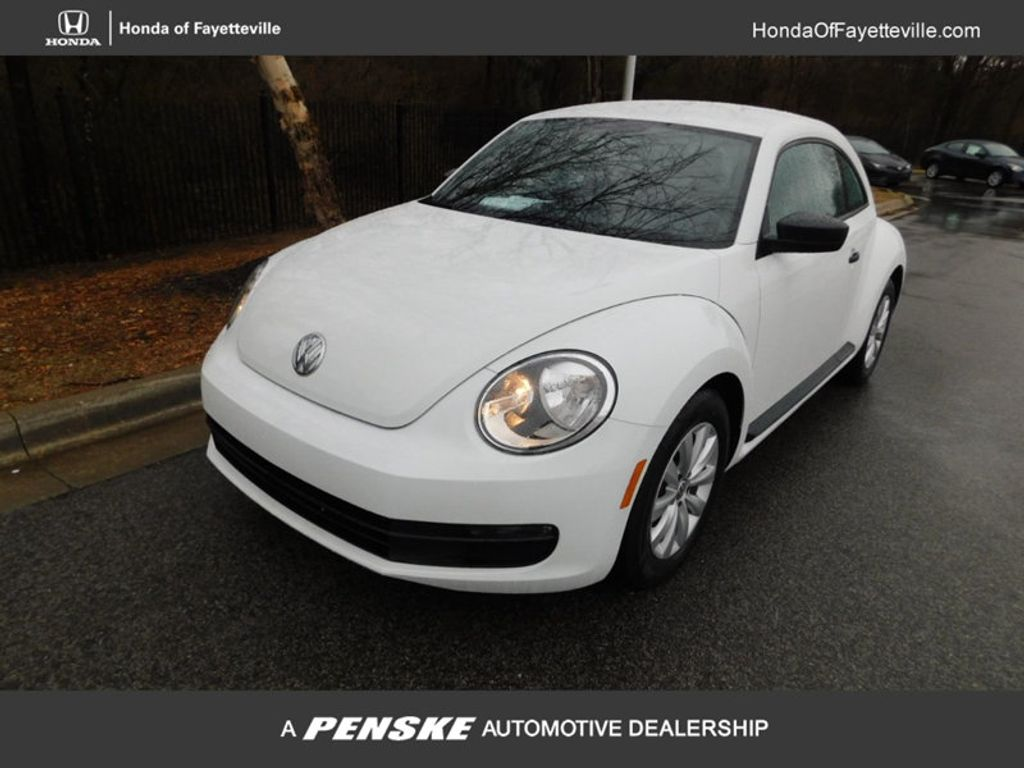 2015 Volkswagen Beetle Coupe 2dr Automatic 1.8T PZEV - 17341491 - 0