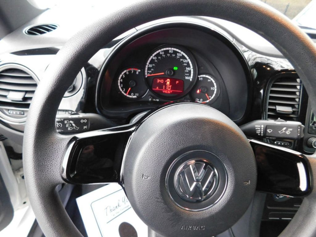 2015 Volkswagen Beetle Coupe 2dr Automatic 1.8T PZEV - 17341491 - 10
