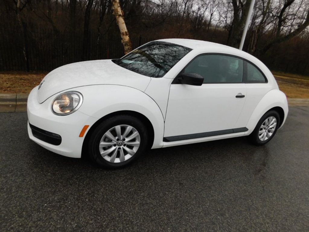 2015 Volkswagen Beetle Coupe 2dr Automatic 1.8T PZEV - 17341491 - 1