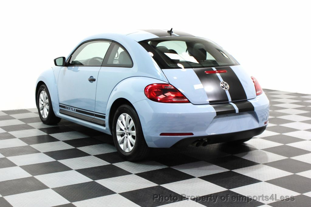 2015 Volkswagen Beetle Coupe CERTIFIED BEETLE 1.8T CLASSIC COUPE - 16112276 - 14