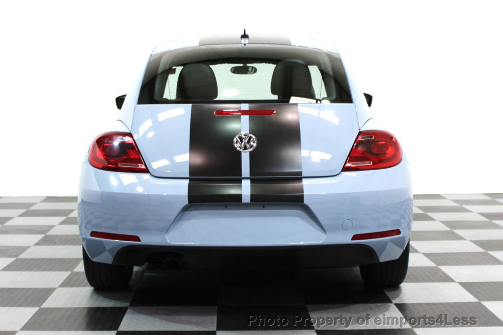 2015 Volkswagen Beetle Coupe CERTIFIED BEETLE 1.8T CLASSIC COUPE - 16112276 - 16