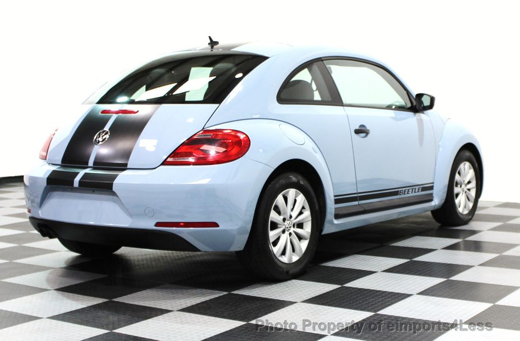 2015 Volkswagen Beetle Coupe CERTIFIED BEETLE 1.8T CLASSIC COUPE - 16112276 - 17