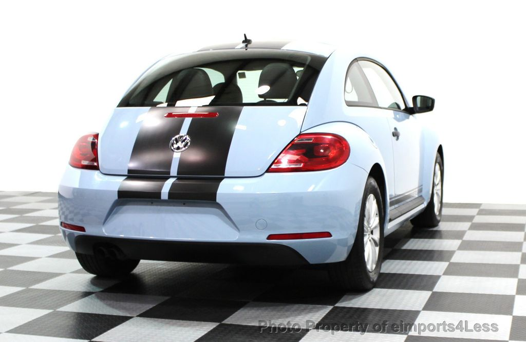 2015 Volkswagen Beetle Coupe CERTIFIED BEETLE 1.8T CLASSIC COUPE - 16112276 - 18