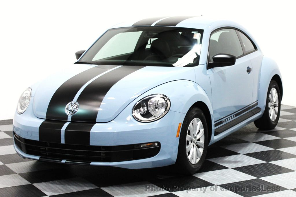 2015 Volkswagen Beetle Coupe CERTIFIED BEETLE 1.8T CLASSIC COUPE - 16112276 - 21