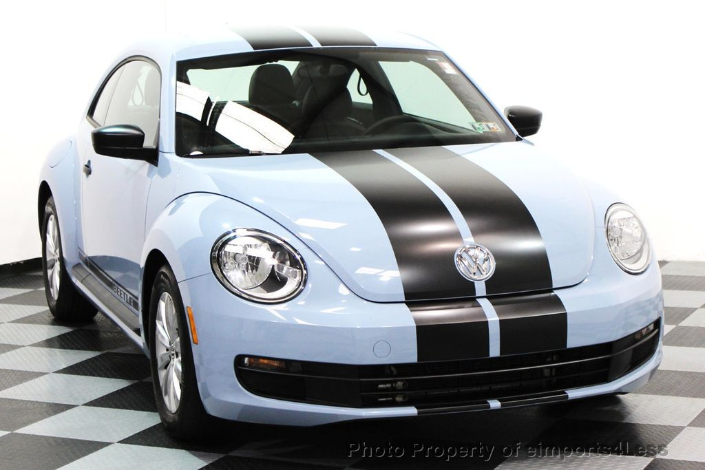2015 Volkswagen Beetle Coupe CERTIFIED BEETLE 1.8T CLASSIC COUPE - 16112276 - 22