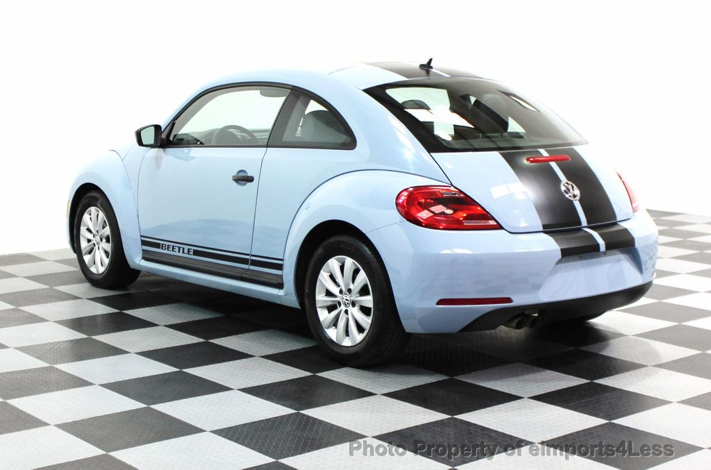 2015 Volkswagen Beetle Coupe CERTIFIED BEETLE 1.8T CLASSIC COUPE - 16112276 - 2