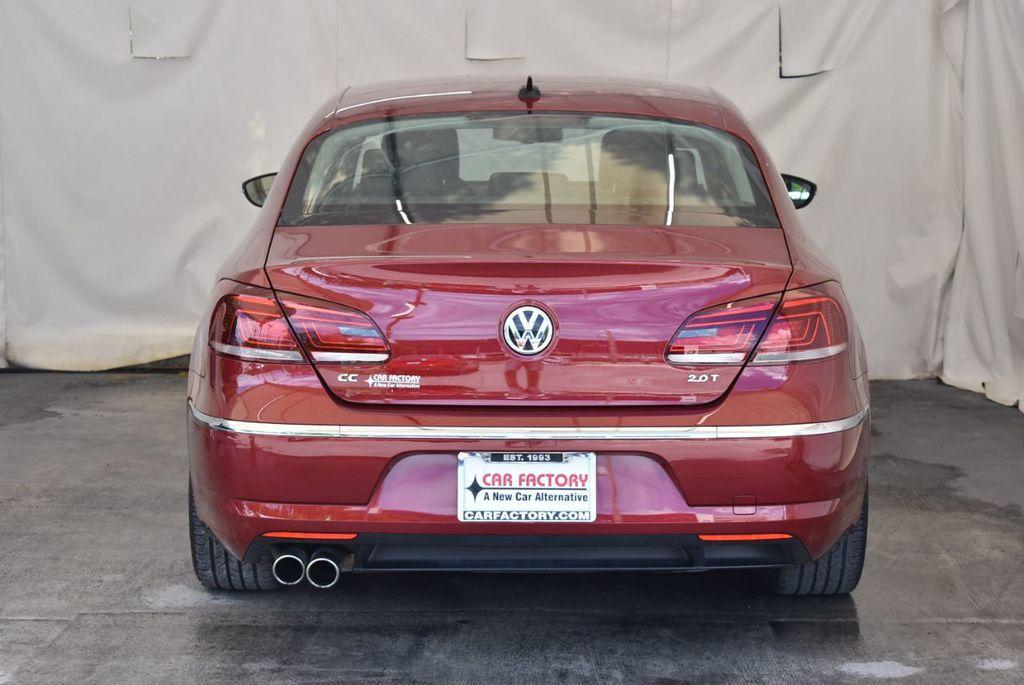 2015 Volkswagen CC 4dr Sedan DSG R-Line - 18070733 - 7