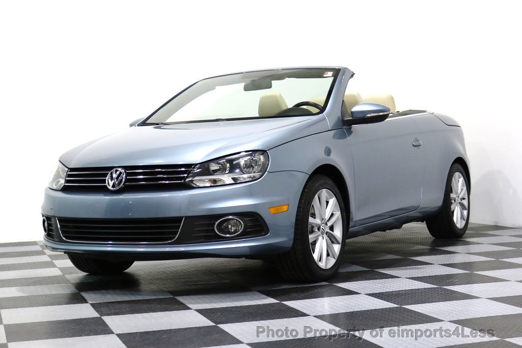 2015 Volkswagen Eos CERTIFIED EOS 2.0TSi NAVIGATION - 17230453 - 12