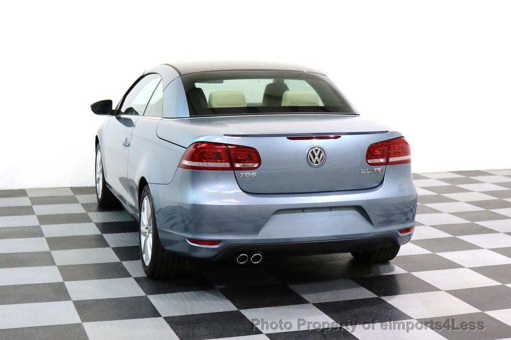 2015 Volkswagen Eos CERTIFIED EOS 2.0TSi NAVIGATION - 17230453 - 14