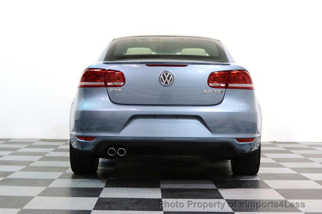 2015 Volkswagen Eos CERTIFIED EOS 2.0TSi NAVIGATION - 17230453 - 15